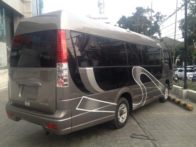 Isuzu Elf Microbus Long Lwb 20 Seat Executive New Armada