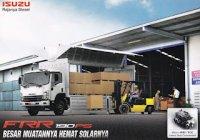Jual Dump Truck: Isuzu Giga FRR Box Besi & Wing Box ( Cash – Credit )
