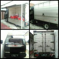 Isuzu: Dijual light truck box elf nkr 55 2009