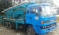 Dijual Truck Concrete Pump Isuzu