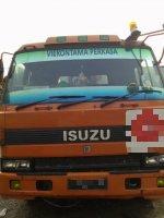 Isuzu: Jual Truck Concrete Pump TypeStandar Boom Jakarta