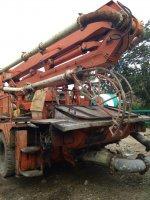 Isuzu: Jual Truck Concrete Pump TypeStandar Boom Jakarta (cp standard3.jpg)