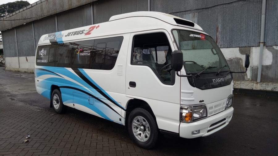 Isuzu Elf Microbus Lwb 20 Seat Adiputro Mobilbekas Com