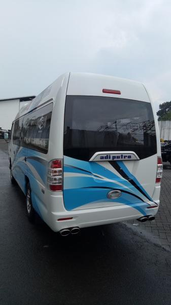 Isuzu ELF Microbus Lwb 20 Seat Adiputro - MobilBekas.com