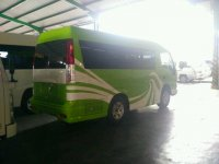 Jual Isuzu Elf Microbus 16 Seat New Armada ( Hijau Putih )