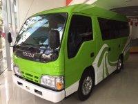 Jual Isuzu Elf Microbus 16 Seat Deluxe New Armada Tahun 2018 ( Baru )