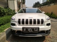Jual jeep cherokee 4x4 AT 2015 LIMITED