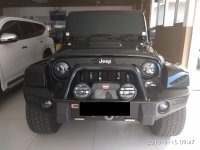 Jual Jeep: wrangler sahara Diesel 2.8 full option