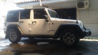 Jeep: wrangler Rubicon asli, bukan tempelan