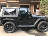 Jeep: Wrangler JK Sahara 2011 70th Anniversary Limited Edition jarang ada