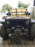 Jeep: Wrangler Rubicon 3.8L fullOption