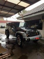 Jual Jeep: Wrangler Rubicon 3.6L Pentastar 2013 asli bukan tempelan