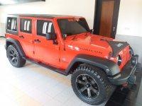 Jeep: Wrangler Rubicon 3.6L Pentastar 2013 sangat istimewa seperti baru