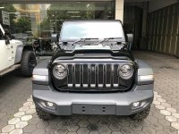 Jeep: all new Wrangler Rubicon JL 2.0L Turbo