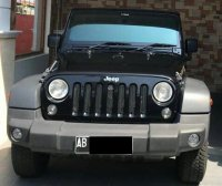 Jeep: Wrangler Rubicon 3.6L Pentastar 2014 sangat istimewa seperti baru
