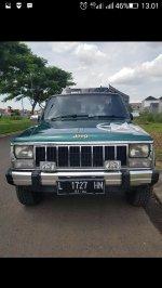 Jual Jeep cherokee th 1994 matic 4.0 4x4