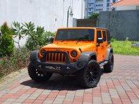 Jeep Wrangler pentastar 3.6L tahun 2012