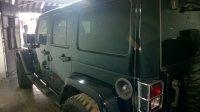 dijual Jeep Wrangler