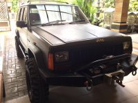 Jual Mobil Jeep Cherokee 97