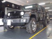 Jeep: Wrangler Rubicon 3.6l 2014