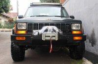 Jual Jeep Cherokee 4x4 Matic 1996