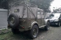 Dijual khusus penggemar/ kolektor Russian Jeep GAZ