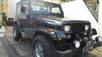 CJ 7: Dijual Jeep CJ7'83, Hitam mulus,  Canvas Bestop (20170430_102924_1496627082715_resized.jpg)