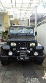 CJ 7: Dijual Jeep CJ7'83, Hitam mulus,  Canvas Bestop (20170423_084809_1496627086344_resized.jpg)
