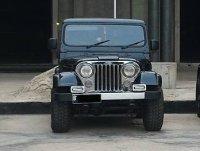 Jual Jeep CJ 7 Diesel tahun 81
