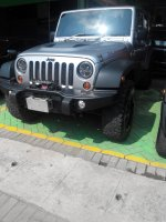 Jual Wrangler: Jeep Rubicon Aniv 10th 2013 Silver