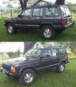 Dijual Jeep Cherokee 95