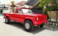 """Jual CJ 7: Jeep Gladiator J10 4x4"""" tahun 1980"""