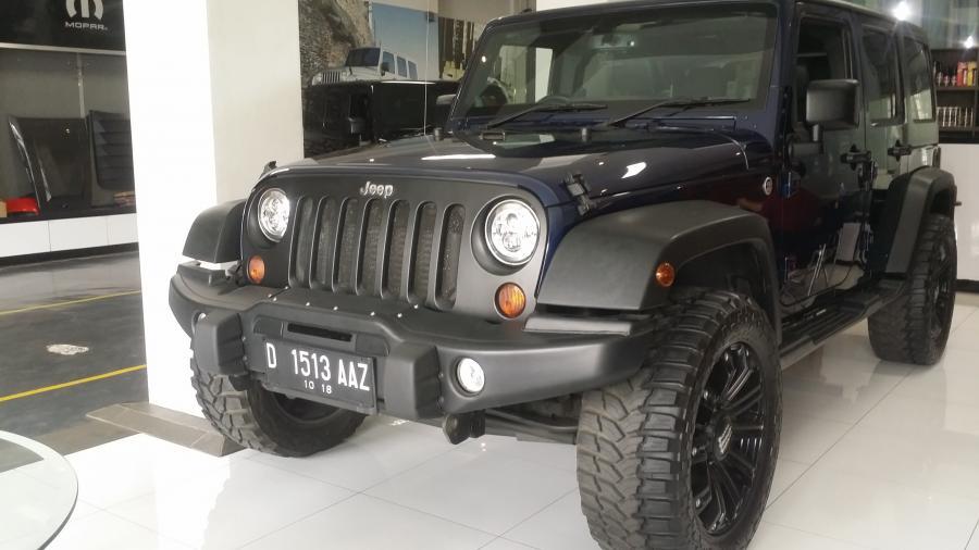 Diesel Jeep Wrangler >> Jeep Wrangler Diesel 2013 Mobilbekas Com