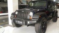 Jual jeep wrangler Diesel 2013