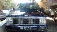 Jual Jeep Cherokee: Cheroke Manual asli bali
