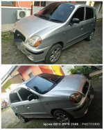 Jual Kia visto 2001 matic