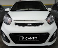 Jual KIA Picanto Matic 2013, mulus