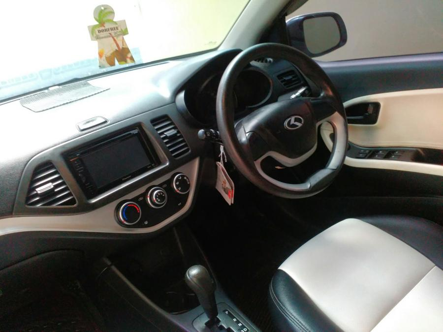 All New Picanto SE Automatic - MobilBekas.com