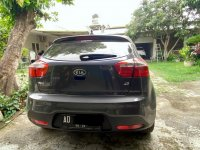 Jual KIA: All New Rio 2013 Matic AT Grey Full Option Siap Pakai Sangat Terawat