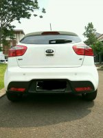 Jual Kia Rio all new AT 2013 white Murah BU