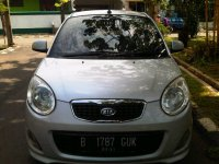 Jual Kia New Picanto Option 2 Automatic 1.100cc Th.2010