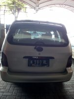 Kia Carnival matic th 2001
