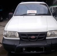 Jual KIA Sportage 4WD Long Warna Putih 2001 Matic