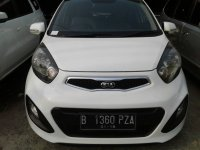 Jual KIA picanto manual 2012
