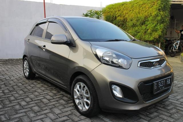 KIA All New Picanto 2012/2011 Manual - MobilBekas.com
