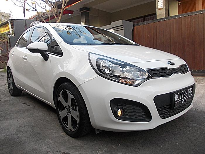 All New Kia Rio 1.4 CVVT Manual 6 Speed pemakaian Mei 2014 ...