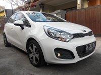 Jual All New Kia Rio 1.4 CVVT Manual 6 Speed pemakaian Mei 2014 asli Bali