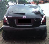 Kia Pride Murah MT Hatchback (Kia Pride Belakang.jpg)