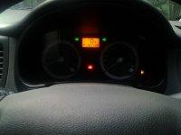 Kia Pride Murah MT Hatchback (Kia Pride Odometer.jpg)