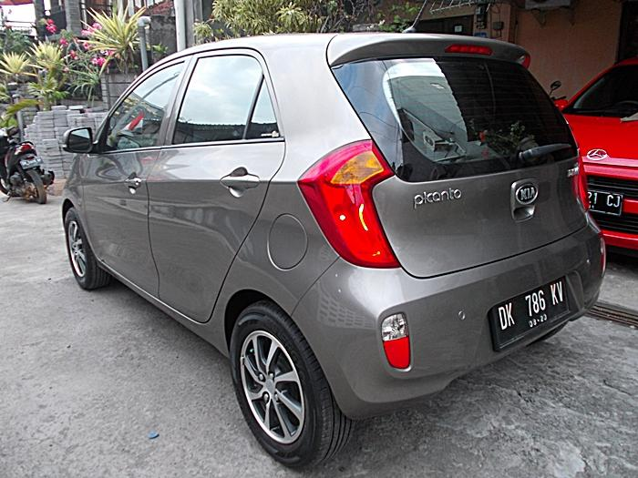 All New KIA Picanto 1.2 D CVVT Manual pmk Agustus th 2015 ...